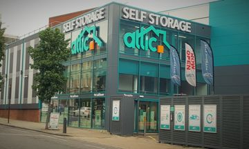 Attic Self Storage Kings Cross